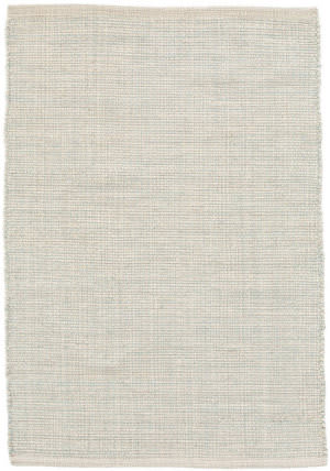 Dash And Albert Marled Woven Light Blue Area Rug