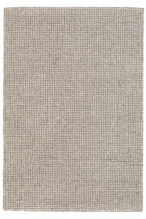 Dash And Albert Matrix Wool Grey Area Rug