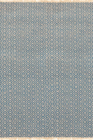 Rugstudio Sample Sale 105541R Indigo Area Rug