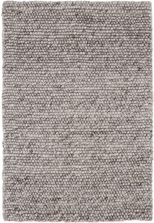 Dash And Albert Niels Woven Grey Area Rug