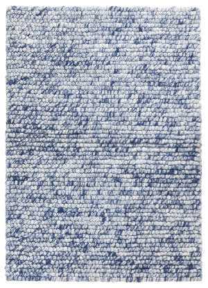 Dash And Albert Niels Woven Navy Area Rug