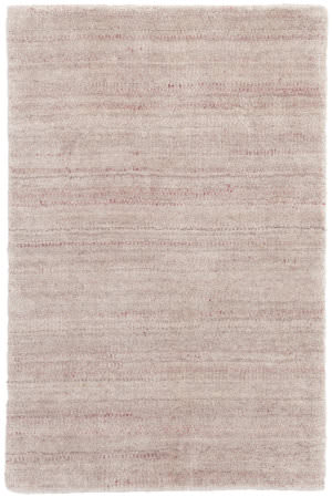Dash And Albert Palais Hand Knotted Pink Area Rug