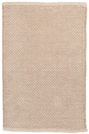 Dash And Albert Pebble Indoor - Outdoor Natural Area Rug