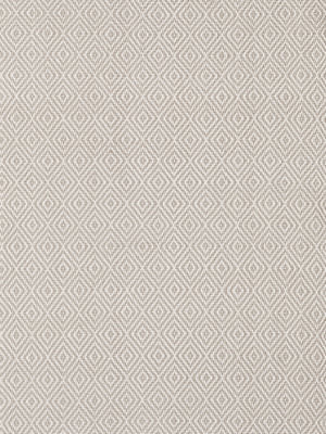 Dash And Albert Petit Diamond RDB354 Platinum - Ivory Area Rug