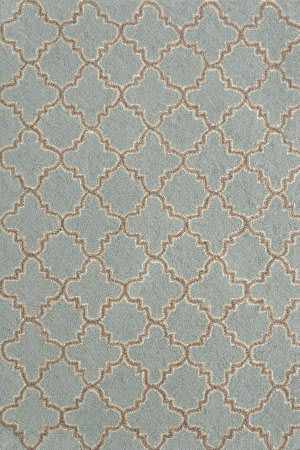 Dash and Albert Plain Tin 56240 Slate Area Rug