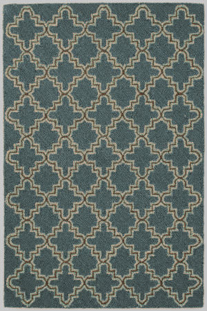 Dash And Albert Plain Tin 110827 Cadet Area Rug