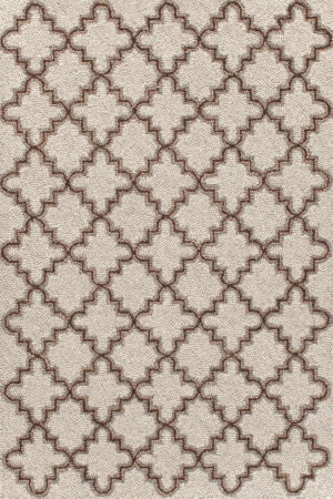 Dash And Albert Plain Tin 105549 Oatmeal Area Rug