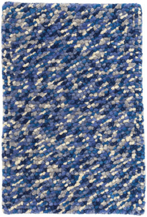 Dash And Albert Seurat Da76 Blue Area Rug
