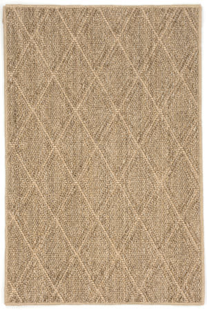 Dash And Albert Diamond Rda430 Natural Area Rug