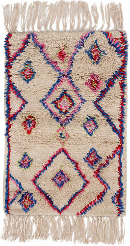 Dash And Albert Tilda Knotted Natural Area Rug