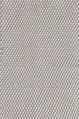 Dash And Albert Two Tone Rope 72681 Platinum/Ivory Area Rug