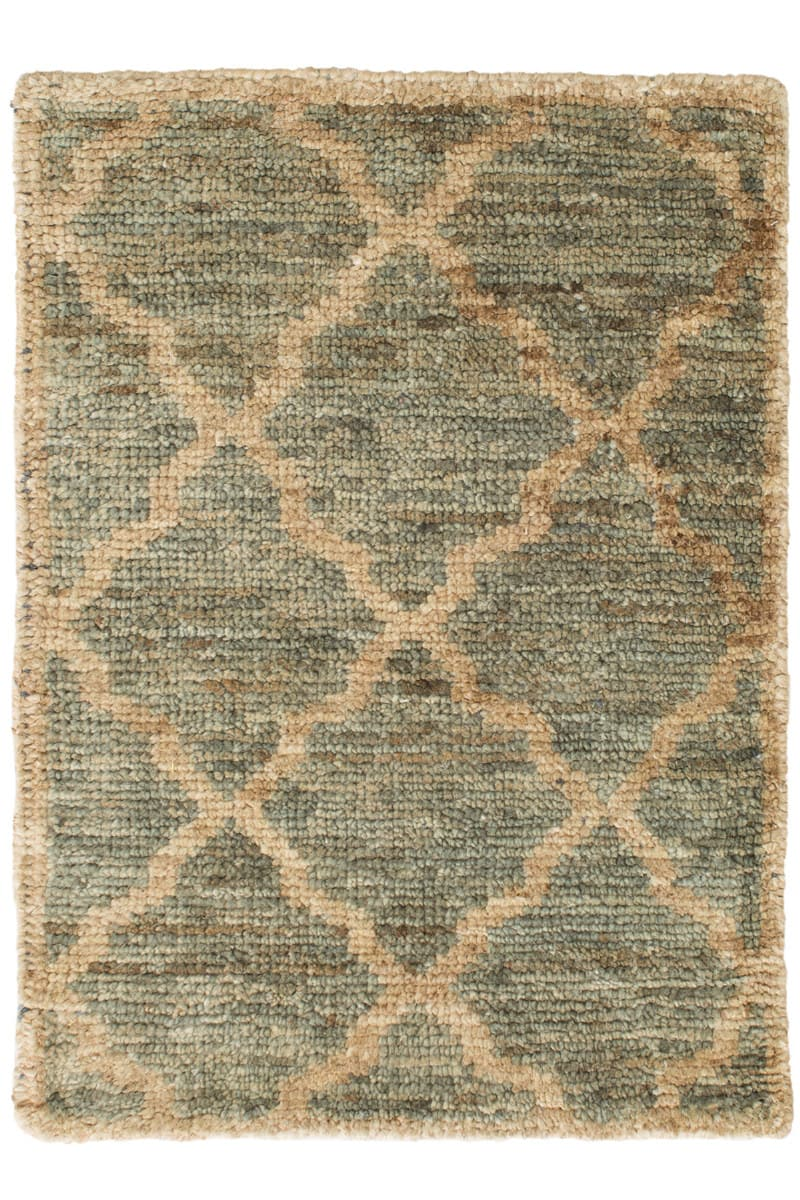 Dash And Albert Casablanca Da68 Green Area Rug 145793