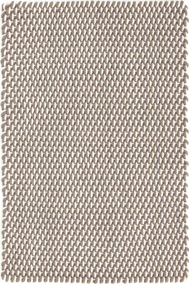 Two-Tone Rope 105569 Fieldstone-Ivory