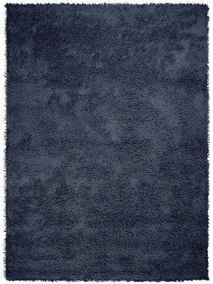 Designers Guild Shoreditch 176137 Indigo Area Rug