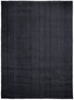Designers Guild Soho 176150 Charcoal Area Rug
