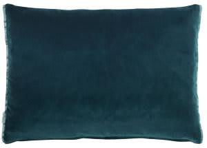 Designers Guild Cassia Pillow 176007 Kingfisher