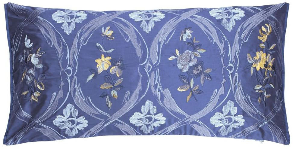 Designers Guild Carrack Pillow 176001 Sapphire