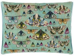 Designers Guild Issoria Pillow 176056 Jade