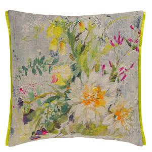 Designers Guild Corneille Pillow 176020 Moss