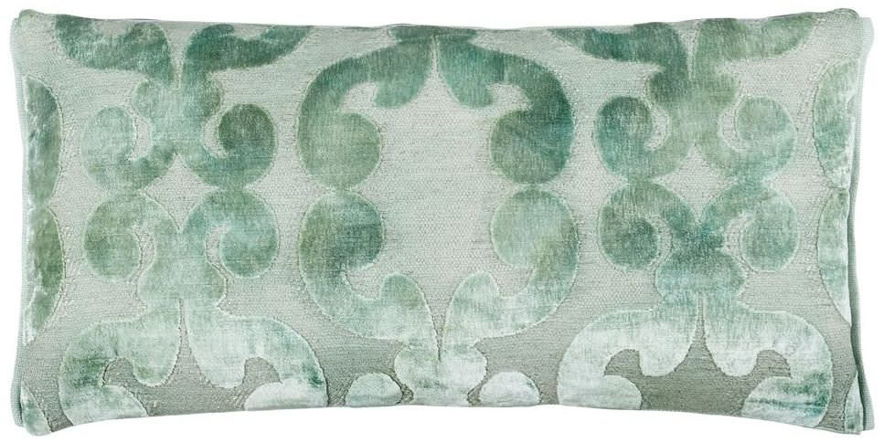 Designers Guild Iridato Pillow 176054 Pale Aqua