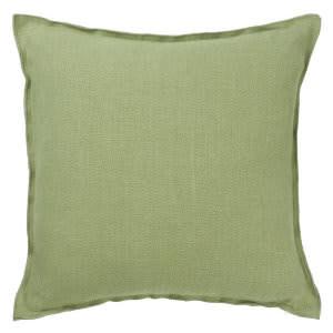 Designers Guild Brera Lino Pillow 175984 Olive