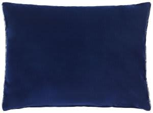 Designers Guild Cassia Pillow 176006 Indigo