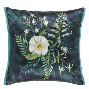Designers Guild Fritillaria Pillow 176044 Malachite
