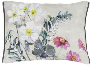 Designers Guild Artemisia Pillow 175958 Fuchsia