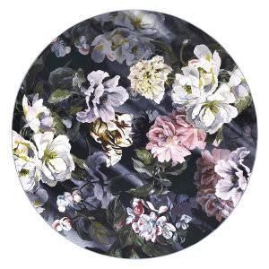 Designers Guild Delft Flower 176023 Noir Area Rug