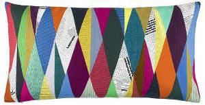 Designers Guild Mascarade Pillow 176082 Arlequin