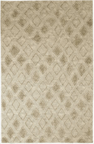 Due Process African Baga  Area Rug