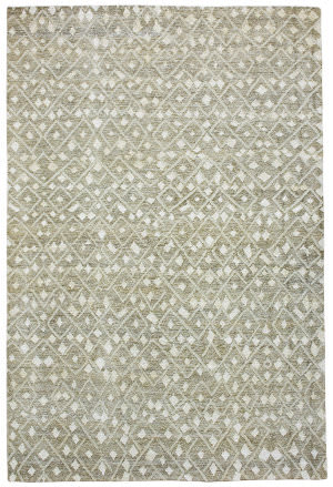 Due Process African Eket  Area Rug