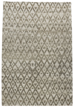 Due Process African Oron  Area Rug