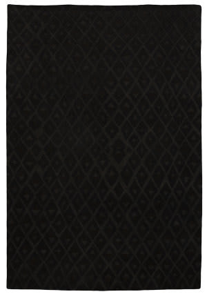 Due Process African Tabwa  Area Rug
