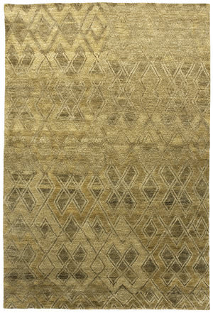 Due Process African Yoruba  Area Rug