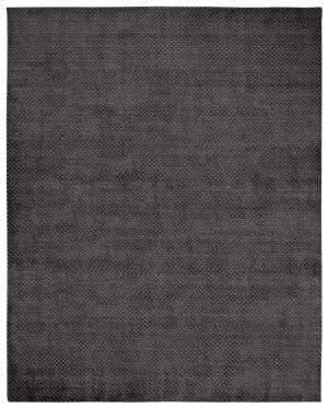 Due Process Century Octa Dark Grey Area Rug