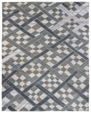 Due Process Congo Kampala Flannel Area Rug