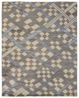 Due Process Congo Kampala Mesa Area Rug