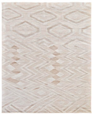 Due Process Congo Masaka Chalk Area Rug