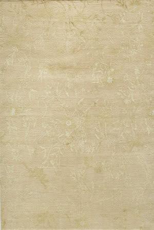 Due Process Empress Spring Blush - Gold Area Rug