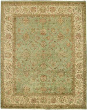 Due Process Khyber Ziegler Opal-Cream Area Rug