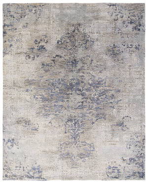 Due Process Kochi Lex Azule Area Rug