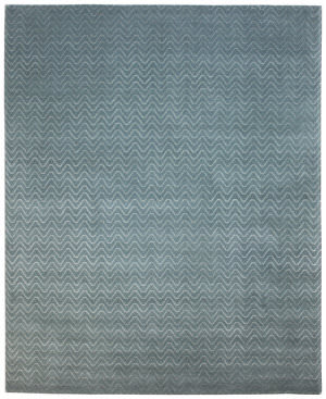 Due Process Lhasa Herringbone Baltic Area Rug