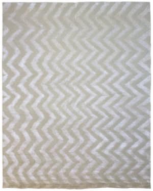 Due Process Lhasa Kerchief Linen Area Rug