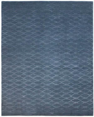 Due Process Lhasa Wave Harbor Area Rug
