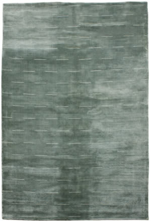 Due Process Modal Dashes Water Blue Area Rug