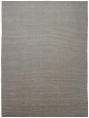Due Process Modal Striation Striation Wool Stripes Pebble Area Rug