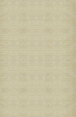Due Process Nouveau Alternating Stripe Beige Area Rug