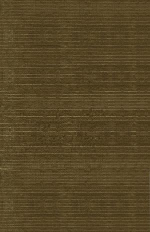 Due Process Nouveau Alternating Stripe Olive Area Rug