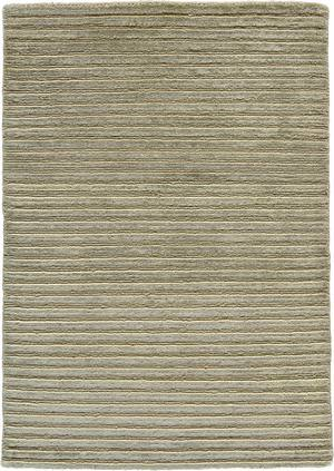 Due Process Nouveau Dual Stripe Silver Area Rug